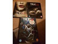 True blood season 1 to 3