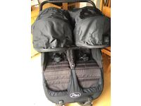 Baby jogger double city mini GT buggy