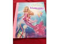 Barbie Fairytopia Mermaidia book.