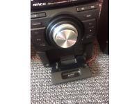 Sony cd / iPod dock system