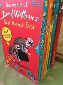 The World Of David Walliams Boxset
