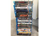 Blu-Ray dvds for sale 26items in total