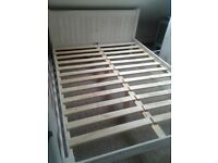 For Sale Double Bed Frame