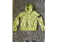 Stone Island jacket and jumper