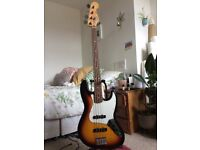 Fender Jazz Bass - Made in Mexico 2006/2007 60th Anniversary