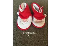 Santa Shoes