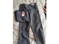 Matalan girls school trousers new