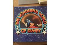 Disney vinyls boxed set
