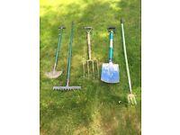 Garden tools - Mixed