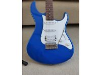 Yamaha Pacifica 012 Electric Guitar with Amp & Accsessories