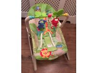 Fisherprice baby to toddler chair