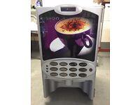Vision 400 Coffee / Chocolate Vending Machine