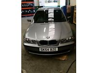 Bmw 3 series 316ti 1.8 petrol