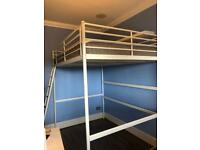 Ikea Tromso Double Loft Bed