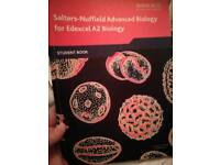 Biology textbooks