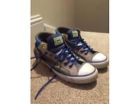 Men's Grey converse size 8.5 - 8 1/2