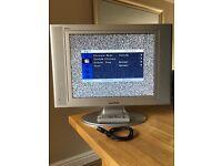"Samsung 20"" LCD TV"