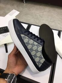 Gucci Sneakers (Blue)