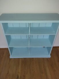 UP CYCLED BOOKCASE/TV UNIT