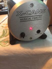 Valve headphone amplifier