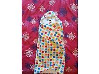 Morrck car seat wrap blanket size 1