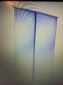 4 Full Length Mirror Sliding wardrobe doors