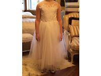 Beautiful communion/ flower girl dress BNWT