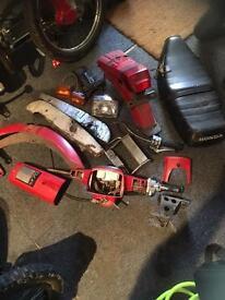 Honda cub parts , c90/c70/c50