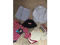Boys 9-12m clothes bundle