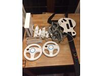 Large wii bundle (Tadcaster area) (now sold)