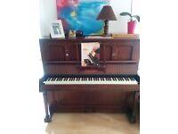 Free piano!!!