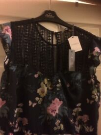 Oasis dress brand new with tags, size 12