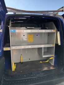 Metal racking & side drawer racking