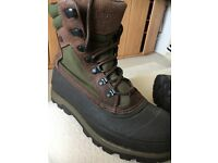 REDUCED: Barbour Hiking Boots