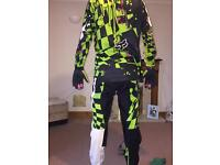 Fox motocross/bmx pants and jersey!