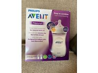 FREE Advent Baby Bottles 1 month+ x 2