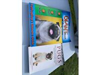 Pug books