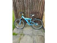 Apollo full suspension bycle unisex excellent condition