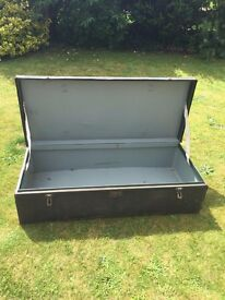 Large Old Storage Trunk - £10