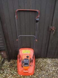 """FLYMO 15"""" L400 2 STROKE HOVER MOWER - PETROL DRIVEN"""