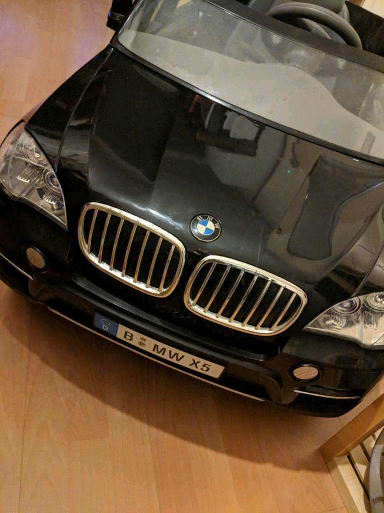 Bmw X5 Ride On V12 Electric Car Used In Frenchay Bristol Gumtree