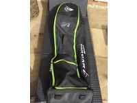 Dunlop Golf Wheeled Travel Flight Cover Bag