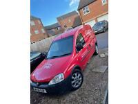 2008 Vauxhall combo van 1.3 90,000 miles