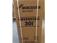 BNIB Worcester Greenstar 30i Combi Boiler & Flue - 5 Year Guarantee