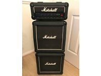 Marshall Micro Bass 30W Stack - Extremely Rare!