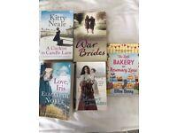 Selection of novels