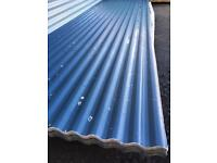 Roofing sheets cladding new