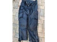 Buffalo storm woman's motorcycle jacket/pants and helmets