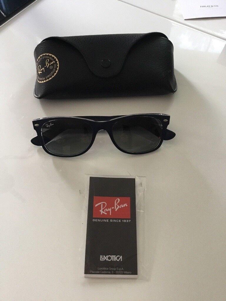 Genuine New Wayfarer RayBan Sunglasses