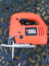 Black and Decker Jig Saw
